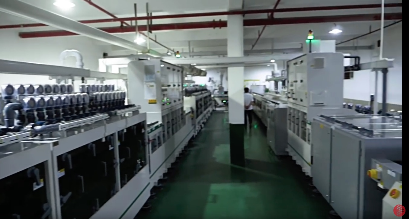 Inside a huge Printed Circuit Board factory in China