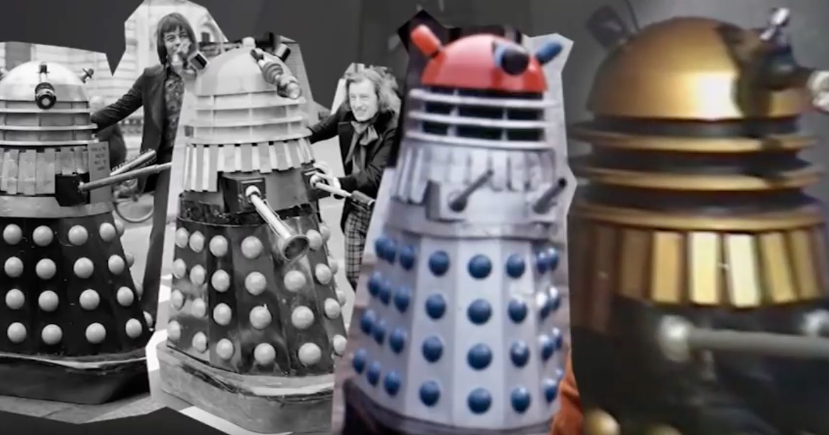 The Mystery of Terry Nation's Special Daleks