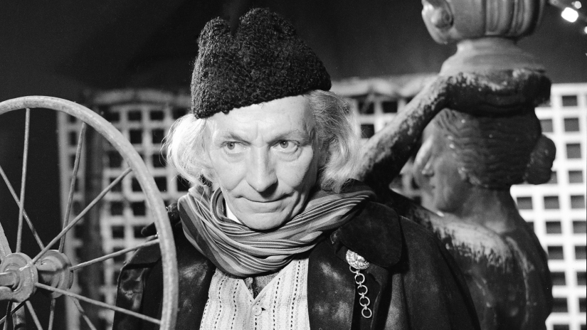 Doctor Who: The William Hartnell Era
