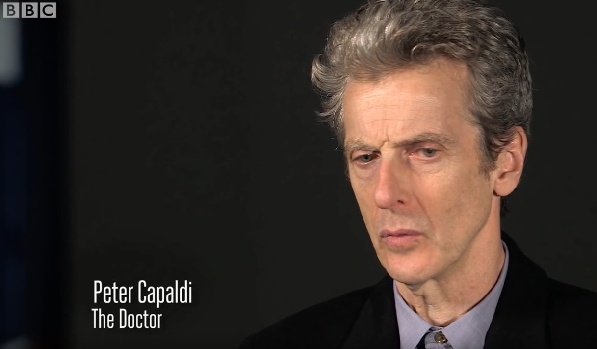 Peter Capaldi's memories of William Hartnell, the First Doctor