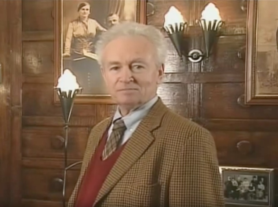 William Russell returns to the role of Ian Chesterton after 34 Years