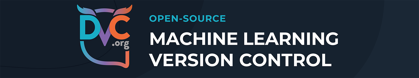 Introduction to using DVC to manage machine learning project datasets